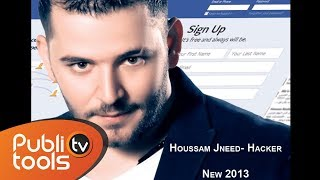 getlinkyoutube.com-حسام جنيد - هكر 2013   Hacker - Hussam Jneed