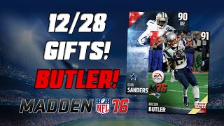 getlinkyoutube.com-12/28 Gifts! | Madden 16 Ultimate Team - Malcolm Butler & WR Deion Sanders