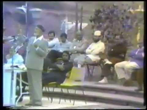 Ahmed Deedat vs Josh McDowell Debate - Was Jesus Christ Crucified? (Full)