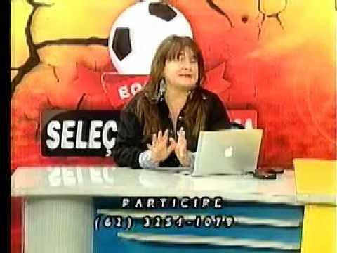 Programa Papo de Bola exibido dia 12 de março de 2013