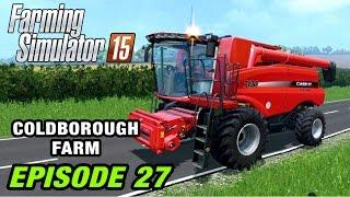 getlinkyoutube.com-Let's Play Farming Simulator 2015 | Coldborough Farm #27 - English Map