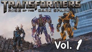 getlinkyoutube.com-Transformer : Rise of dark spark - Chapter 1 : Dark Spark [TH]