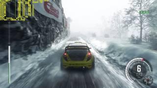 getlinkyoutube.com-DiRT Rally【DiRT 4】Monte Carlo, Monaco / Ford Fiesta RS【60 Fps】