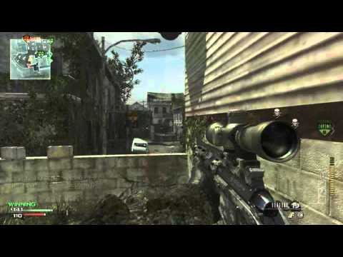 Angel lXXl - MW3 Game Clip