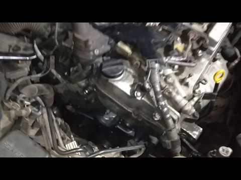 Замена помпы на Lexus RX 350