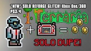 getlinkyoutube.com-Terraria: Solo Duplication Reforging Glitch! All Consoles! *PATCHED*