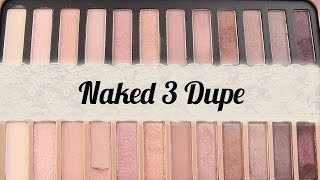 Erhältlich: Urban Decay Naked 3 Dupe