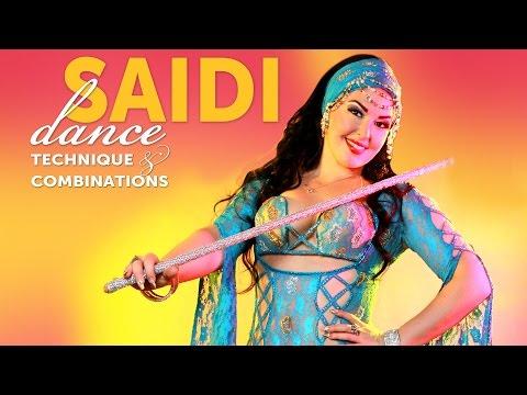 Saidi Dance Technique with Vanessa of Cairo - Trailer