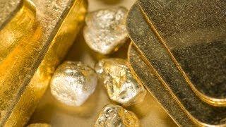 Gold und die Schweiz als Drehscheibe