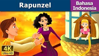getlinkyoutube.com-Rapunzel - Dongeng Anak Indonesia Kartun - Cerita Anak Anak - 4K UHD - Indonesian Fairy Tales