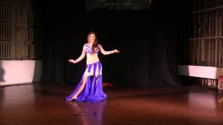 getlinkyoutube.com-1 place profi Naila Tatiana Cherniavskaya Oriental Night in Luxor