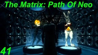 The Matrix: Path Of Neo - Zion-Archive (Deutsch) PS2 HD #41