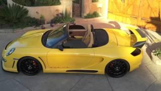 getlinkyoutube.com-Porsche Gemballa Avalanche Boxster