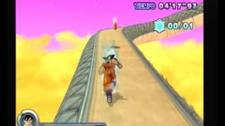 getlinkyoutube.com-Dragon Ball Z Infinite World (PS2) - Camino de la serpiente (dificultad Z)