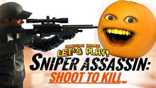 getlinkyoutube.com-Annoying Orange Plays - Sniper 3D