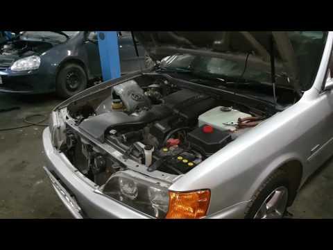 Замена радиатора печки на Toyota Chaser jzx100 jzx105