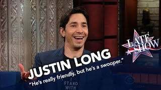 getlinkyoutube.com-Justin Long Knows How To Spot A 'Swooper'