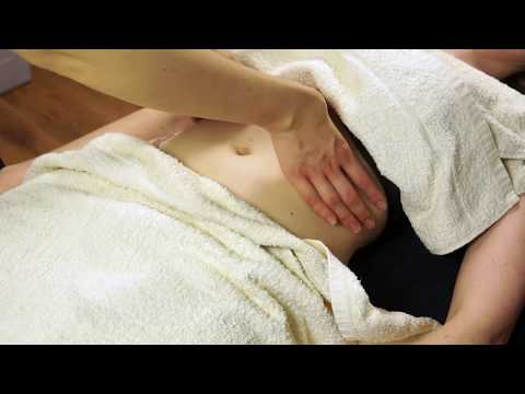 Real Time Abdominal Massage & Relaxation