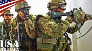 getlinkyoutube.com-陸上自衛隊・近接戦闘(室内戦闘)訓練 - JGSDF Close Quarters Combat Training