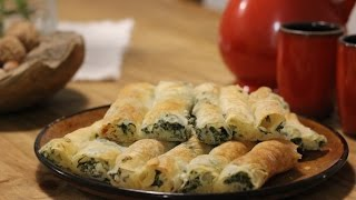 getlinkyoutube.com-Recept za pitu zeljanicu - Pita, burek ili zeljanica