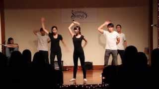 Dance Worship- Who Am I