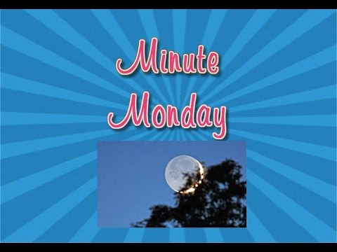 Minute Monday #47 Untimely wakings and mood nails