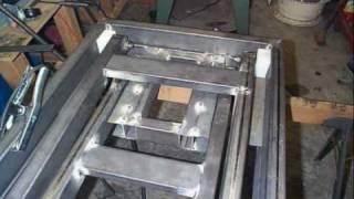 getlinkyoutube.com-Building A Motorcycle Lift Table