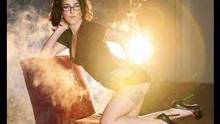 getlinkyoutube.com-Olivia Black from Pawn Stars latest interview & sexy phot shoot Velocity magazine