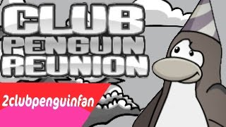 Club Penguin - #CPReunion 2017 Waddle On Party