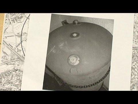 Британская авиабомба найдена в Германии