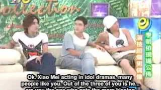 getlinkyoutube.com-Mike He/Joe Cheng discuss kissing co-stars