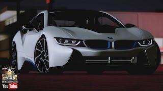 getlinkyoutube.com-[ETS2 v1.24] BMW i8 v2.0