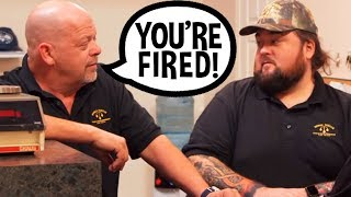 Rick-Harrison-Fires-Chumlee-Over-Huge-Loss-Pawn-Stars width=