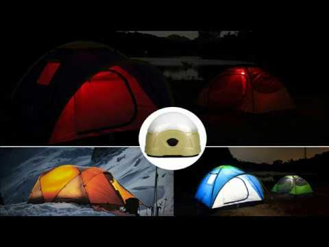 Best Battery Camping Lantern LED -40 Degree IPX6 Waterproof лучшие батарейками кемпинга фонарь