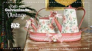 getlinkyoutube.com-DIY - Jogo em Galvanizado Vintage (Mônica Bragante)