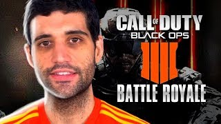 Call of Duty: Black Ops 4 BATTLE ROYALE, pura loucura, COD BO4 Blackout vem aí