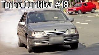 TURBO CURITIBA #18 - GTi, Subaru, EVO, Saveiro, Omega, MINI, Audi & mais preparados!