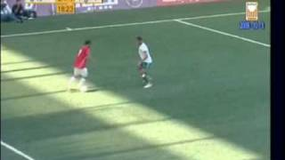 getlinkyoutube.com-مراوغة جميلة للاعب الاهلي احمد المصلي