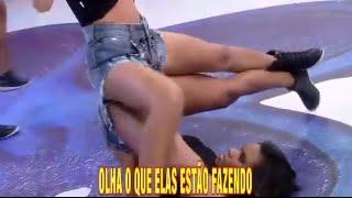 getlinkyoutube.com-Bonde das Maravilhas Nova Coreografia do funk - Sábado Total - 15/11/2014