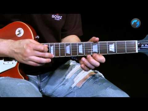 Como Fazer Tapping na Guitarra - Aula T�cnica