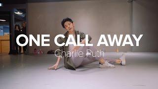 getlinkyoutube.com-One Call Away - Charlie Puth / Bongyoung Park Choreography