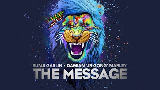 Bunji Garlin & Damian Marley - The Message