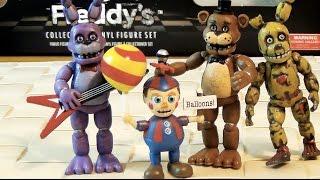 getlinkyoutube.com-FNAF TOYS - Игрушки Пять Ночей с Фредди - Five Nights at Freddy's - фигурки
