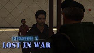 getlinkyoutube.com-[TF2] SFM- The Walking Dead S2EP2: Lost In War