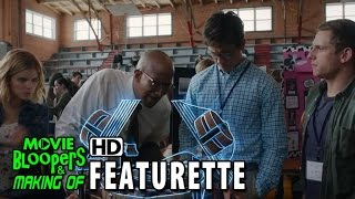 getlinkyoutube.com-Fantastic Four (2015) Featurette - Reed's Prototype