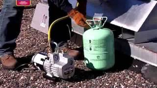 getlinkyoutube.com-Refrigeration evacuation procedures