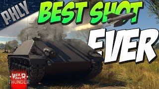 BEST SHOT EVER! - RakJPz 2 German ATGM (War Thunder Tank Gameplay)