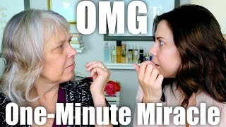 Miracle Wrinkle Cream ... OMG!!! (with Mom)
