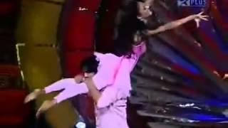getlinkyoutube.com-Mukti Mohan and Sushant Singh Rajput performance ZND