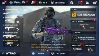 getlinkyoutube.com-Modern Combat 5: Blackout Explicando El Bug Como Sacar Paquetes ELITE O DE COMBATE